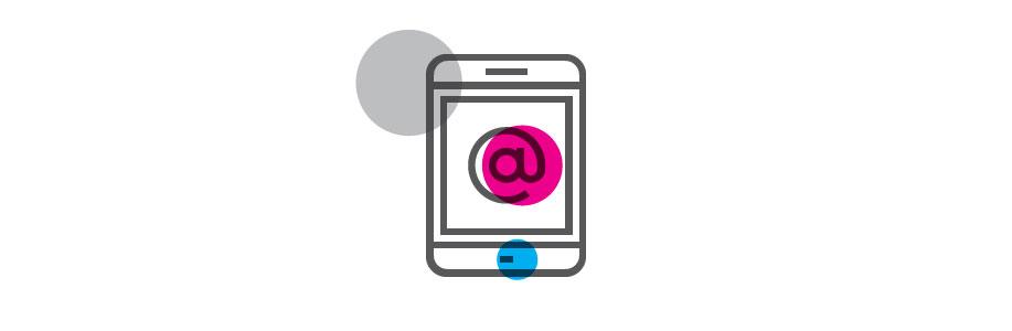 Responsive website design mobile