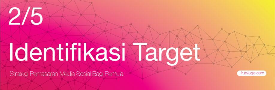 identifikasi target strategi pemasaran media sosial surabaya web seo