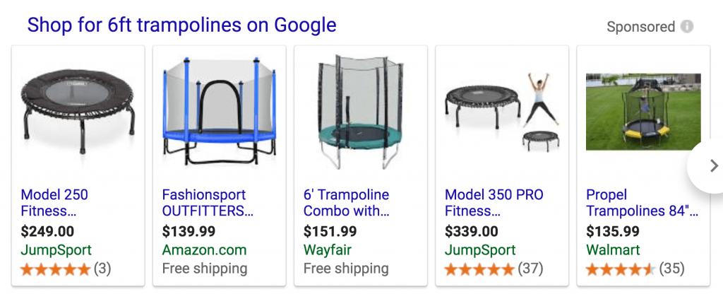 pencarian produk belanja seo sebagai bagian dari 200 faktor google ranking