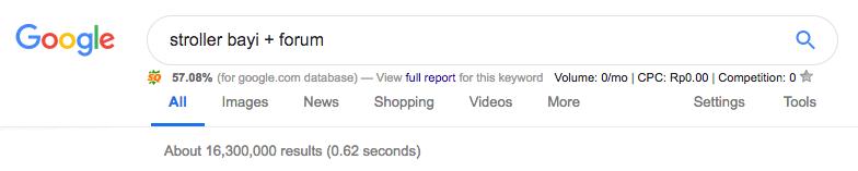 Hasil pencarian keyword forum