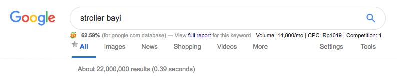 Search related keyword stroller bayi