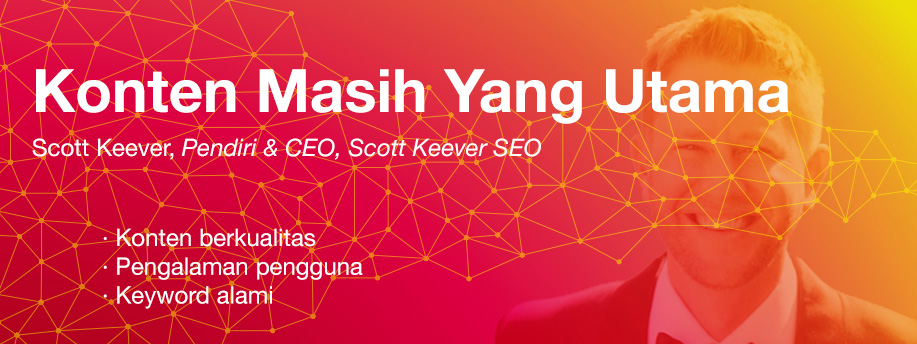 Tips SEO oleh Scott Keever