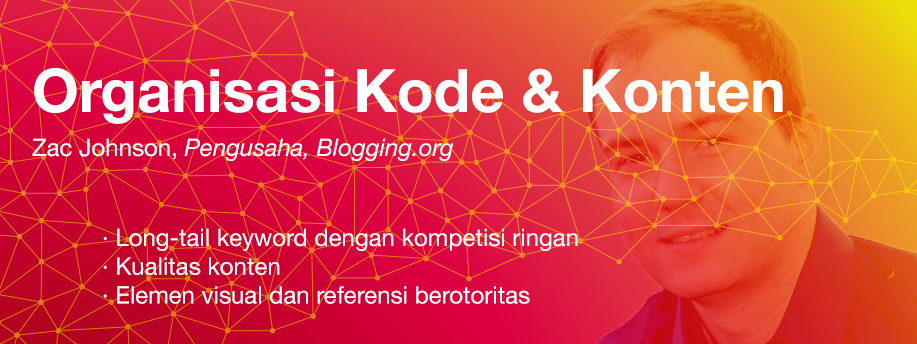 Tips SEO oleh Zac Johnson