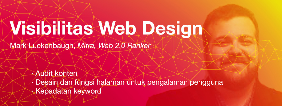 Tips SEO oleh Mark Luckenbaugh