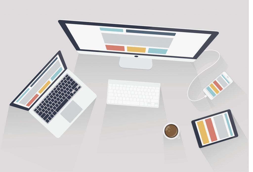 web design responsif