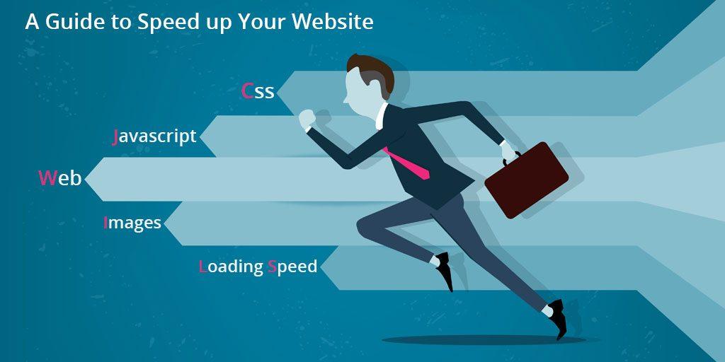 cara page speed web