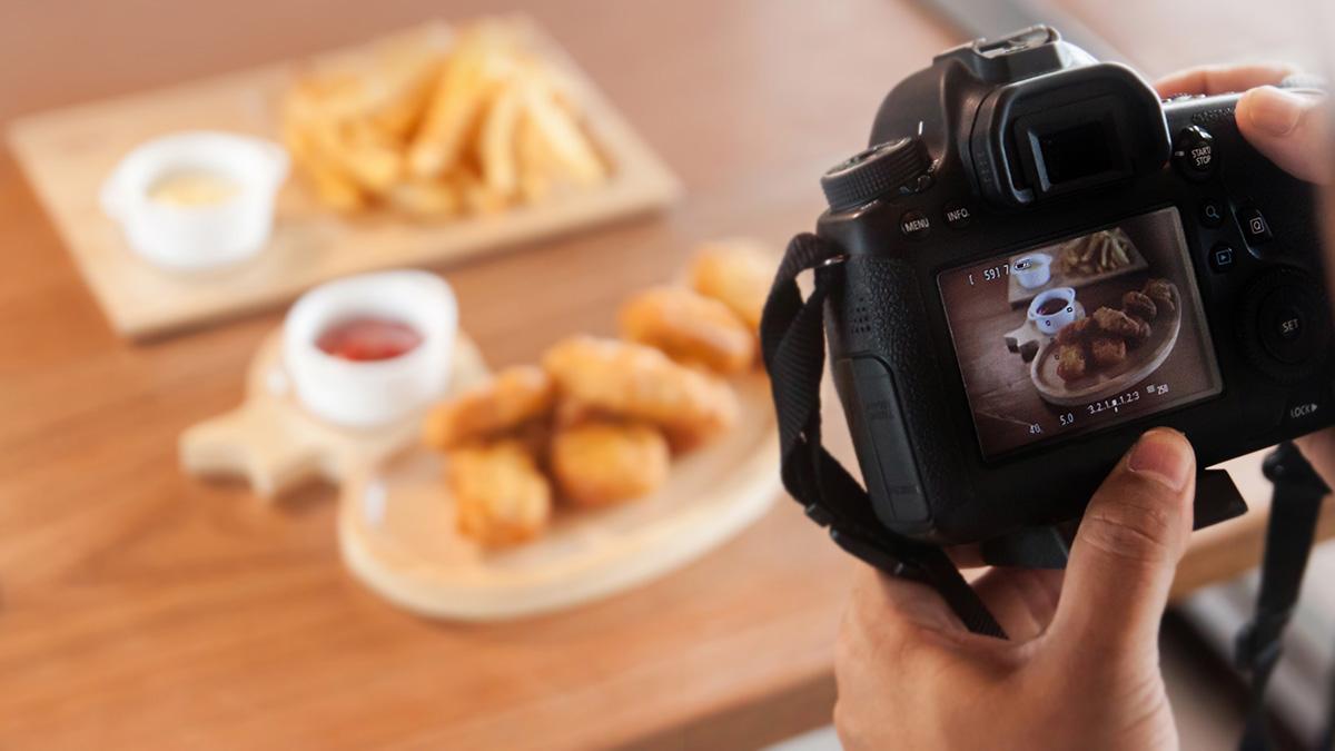 Cara Photo Makanan Untuk Buku Menu