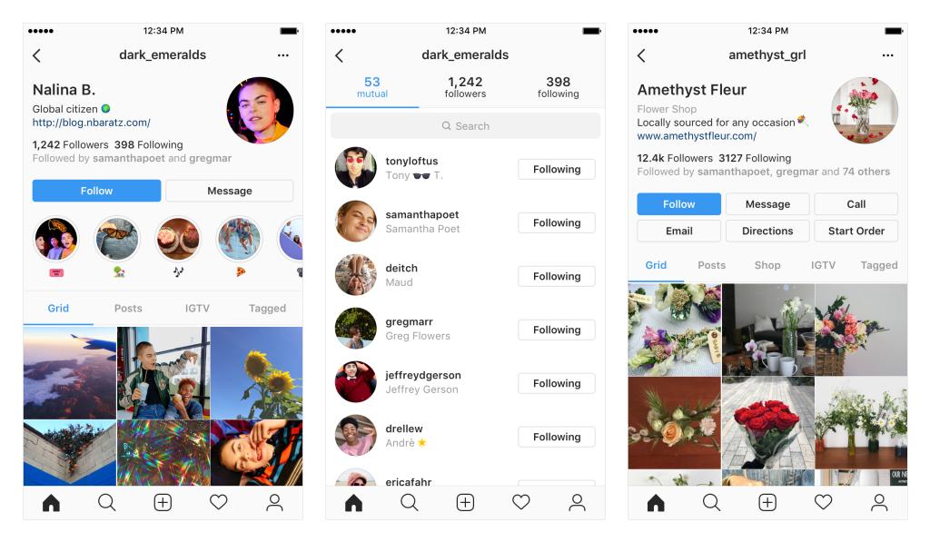 Instagram photograhy marketing