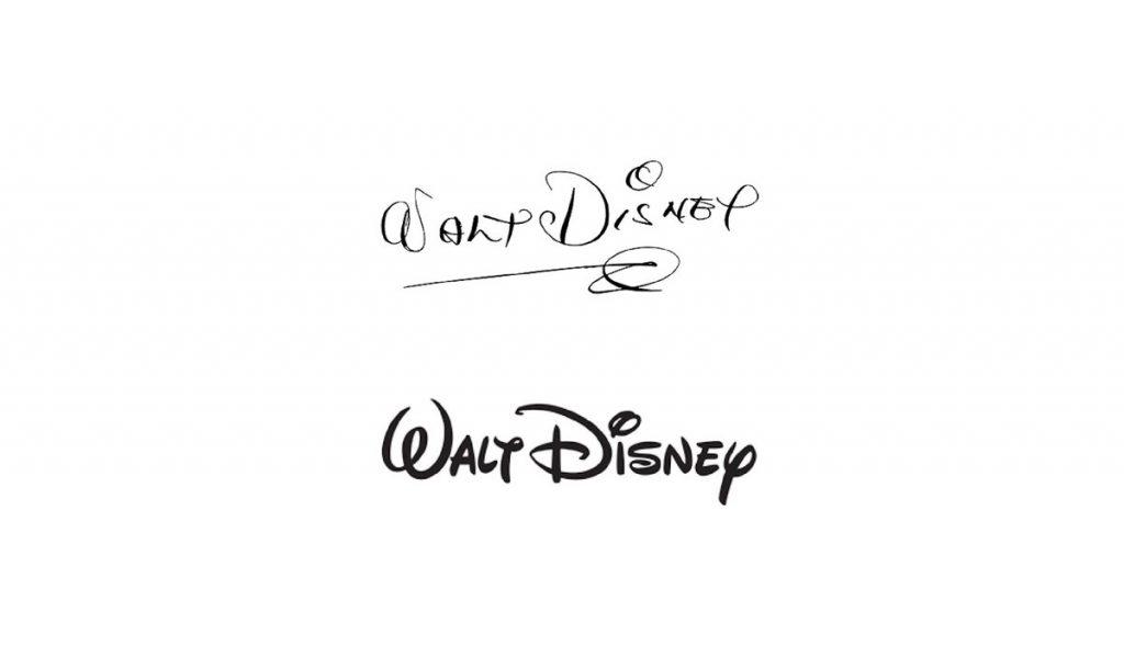 Contoh logo desain jenis tanda tangan