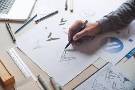 Proses Desain Logo Sistematis Dan Logis
