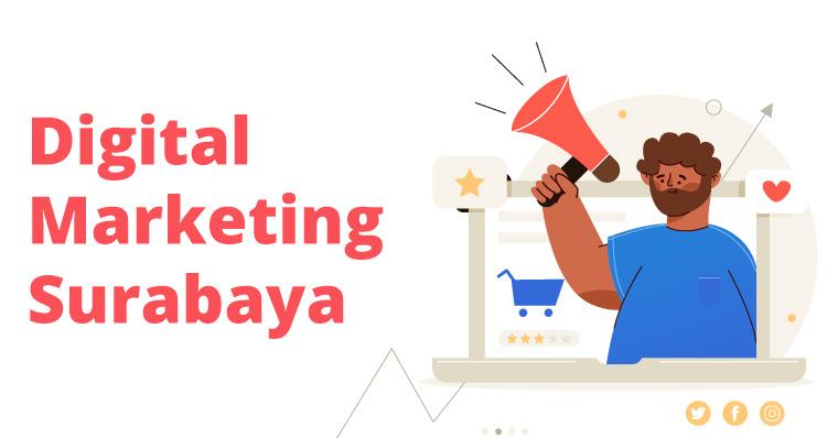 Digital Marketing Surabaya Berpengalaman Profesional