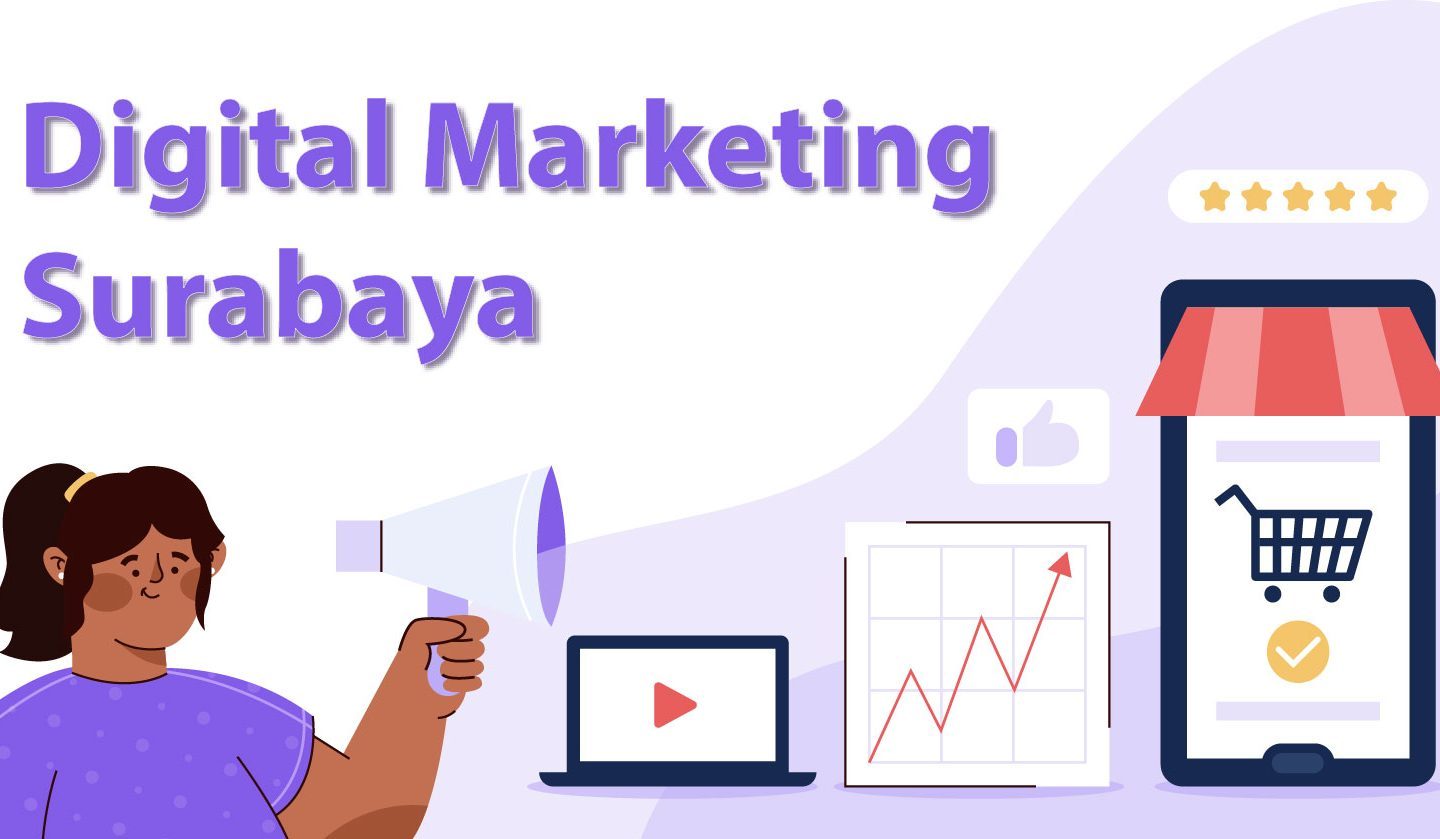 Jasa Digital Marketing Surabaya Profesional