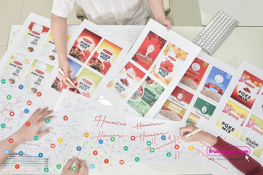 Proses Desain Kemasan, Contoh Packaging Redesign